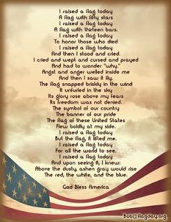 Kreative Junkie A Patriotic Freebie The Flag Poem Patriotic Poems Patriotic Quotes Inspirational Words