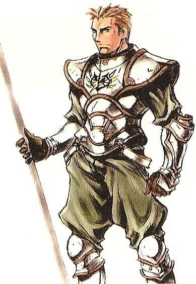 legend of dragoon albert - photo #29