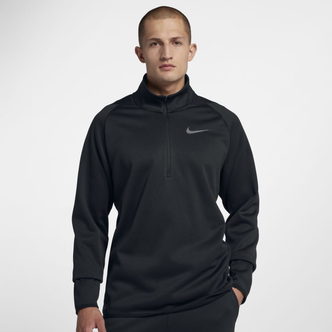 Therma Men's Quarter Zip Training Top | Products | Training