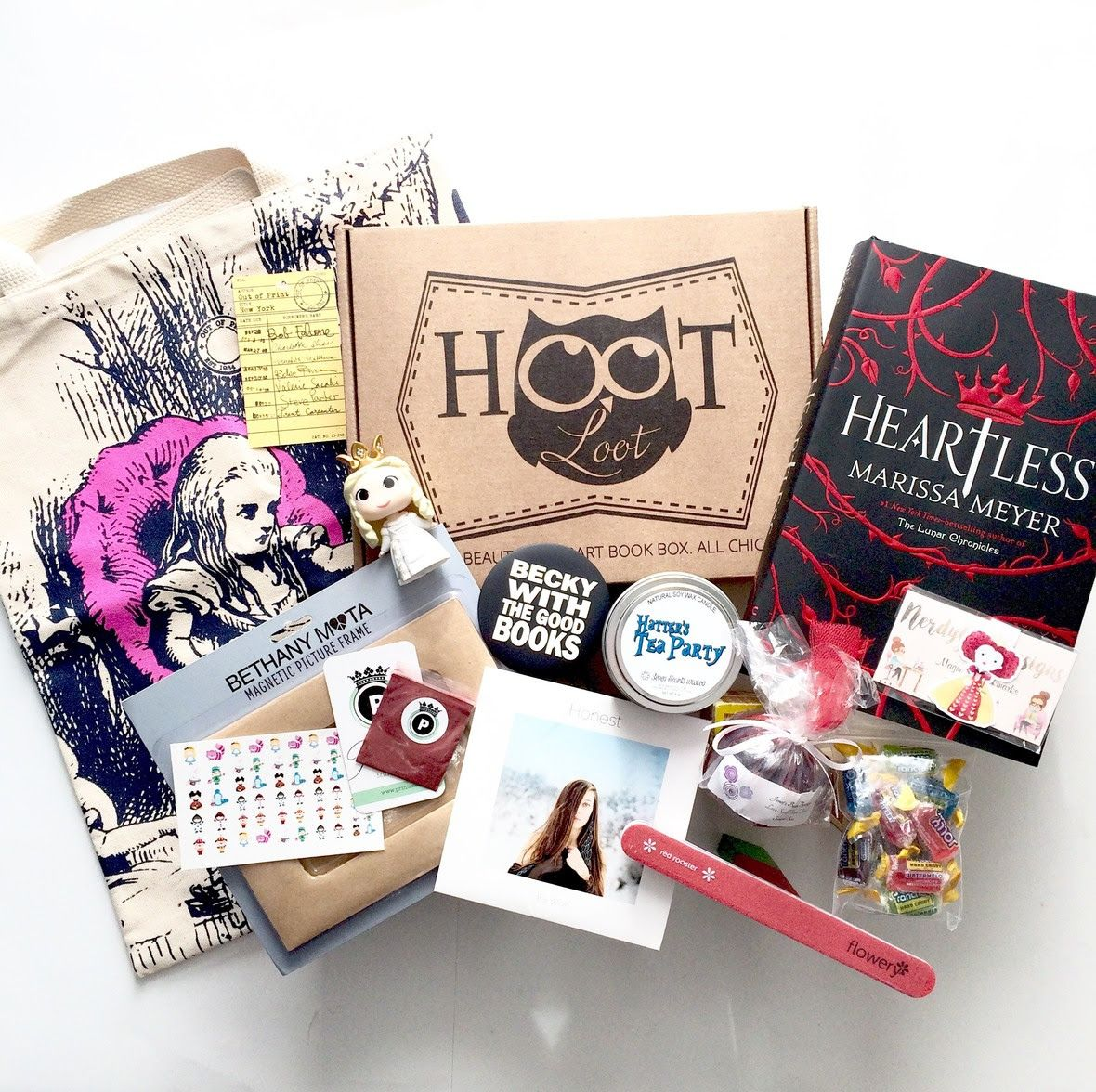 Book Box Set Gift - Set it Down. Picture By Pinterest