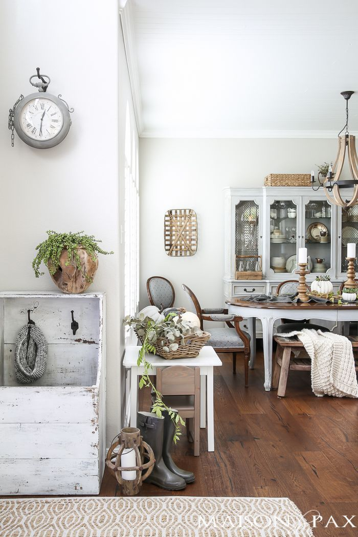 3 Home Decor Trends For Spring Brittany Stager: Neutral Easy Fall Decorations And Home Tour