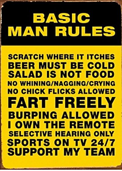 basic-man-rules-metal-sign-fd--8740-pjpg (400×560) Man Cave - basic p&l template