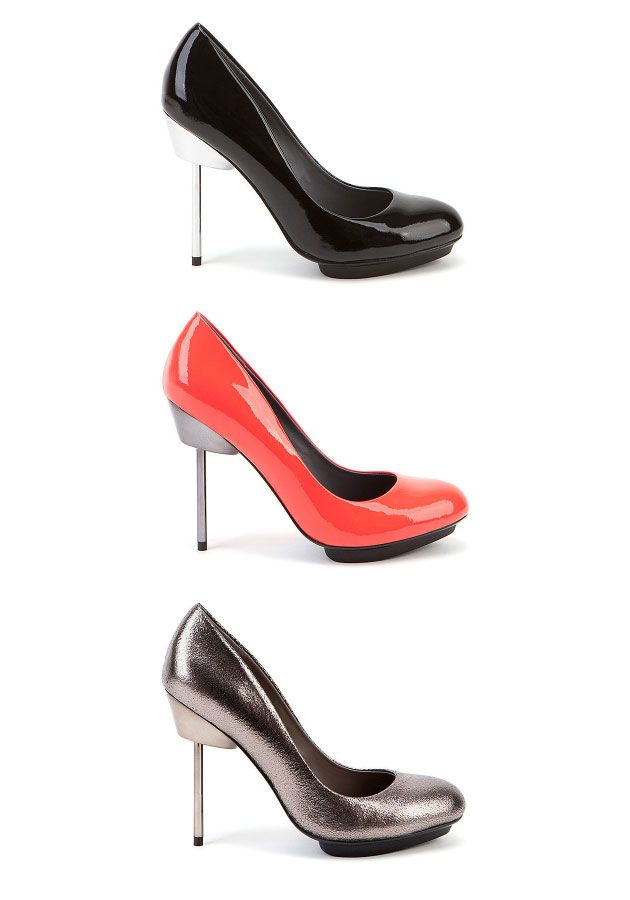 Pin pumps by United Nude!
