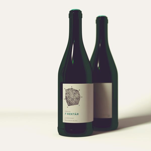 Figula Wine Label Concept | Package design, Creative package ...