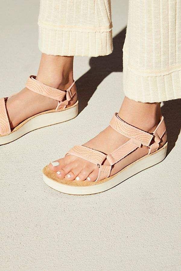 7a14c8271857 Midform Universal Geometric Teva Sandal