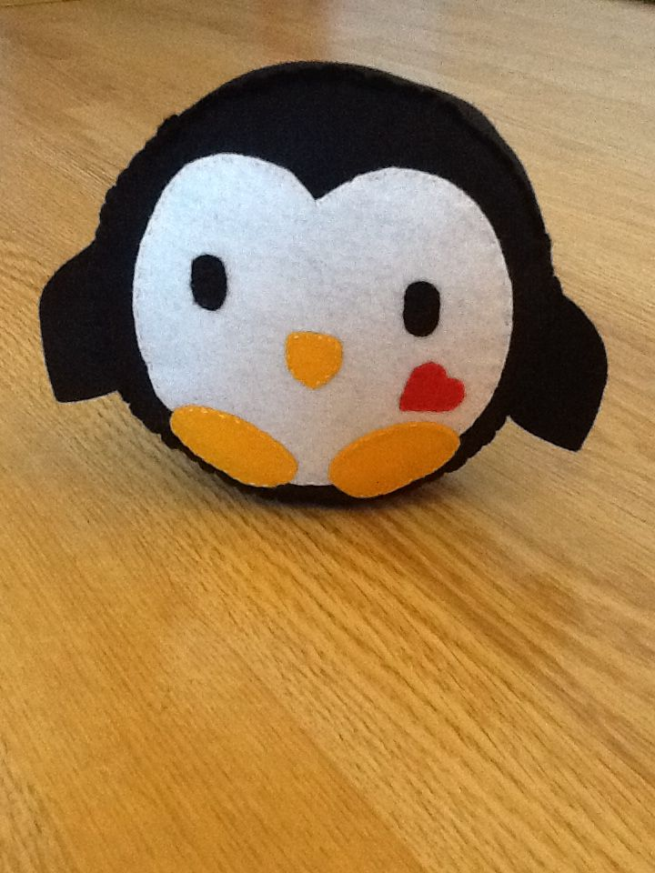 felt plushie templates - penguin kawaii plushie cute kawaii shop pinterest