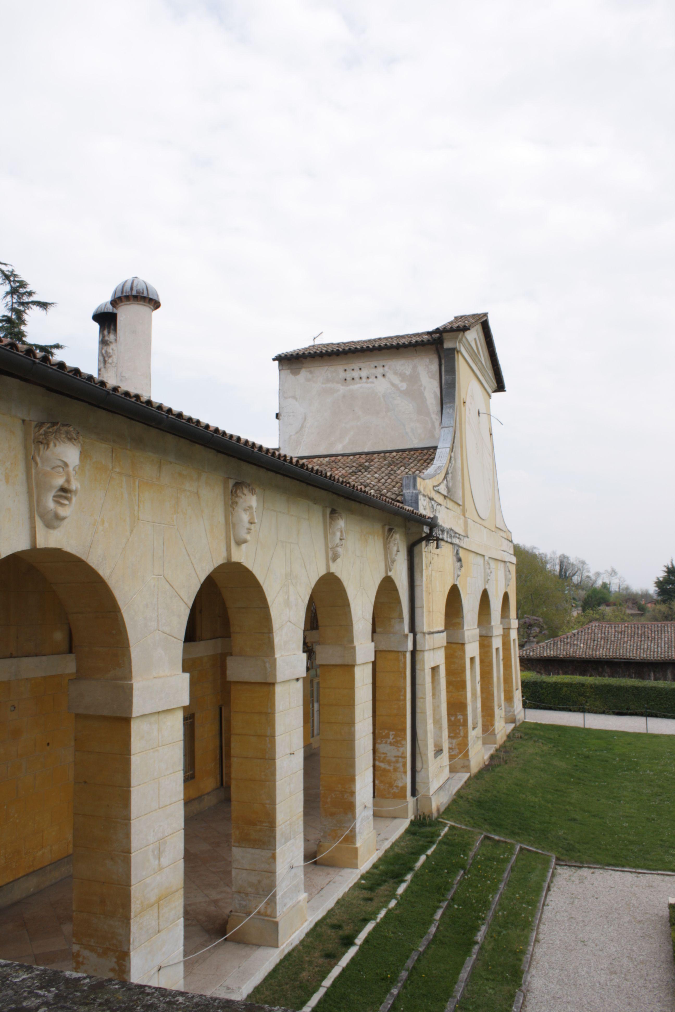 Villa Maser Italian Architecture Andrea Palladio Villa