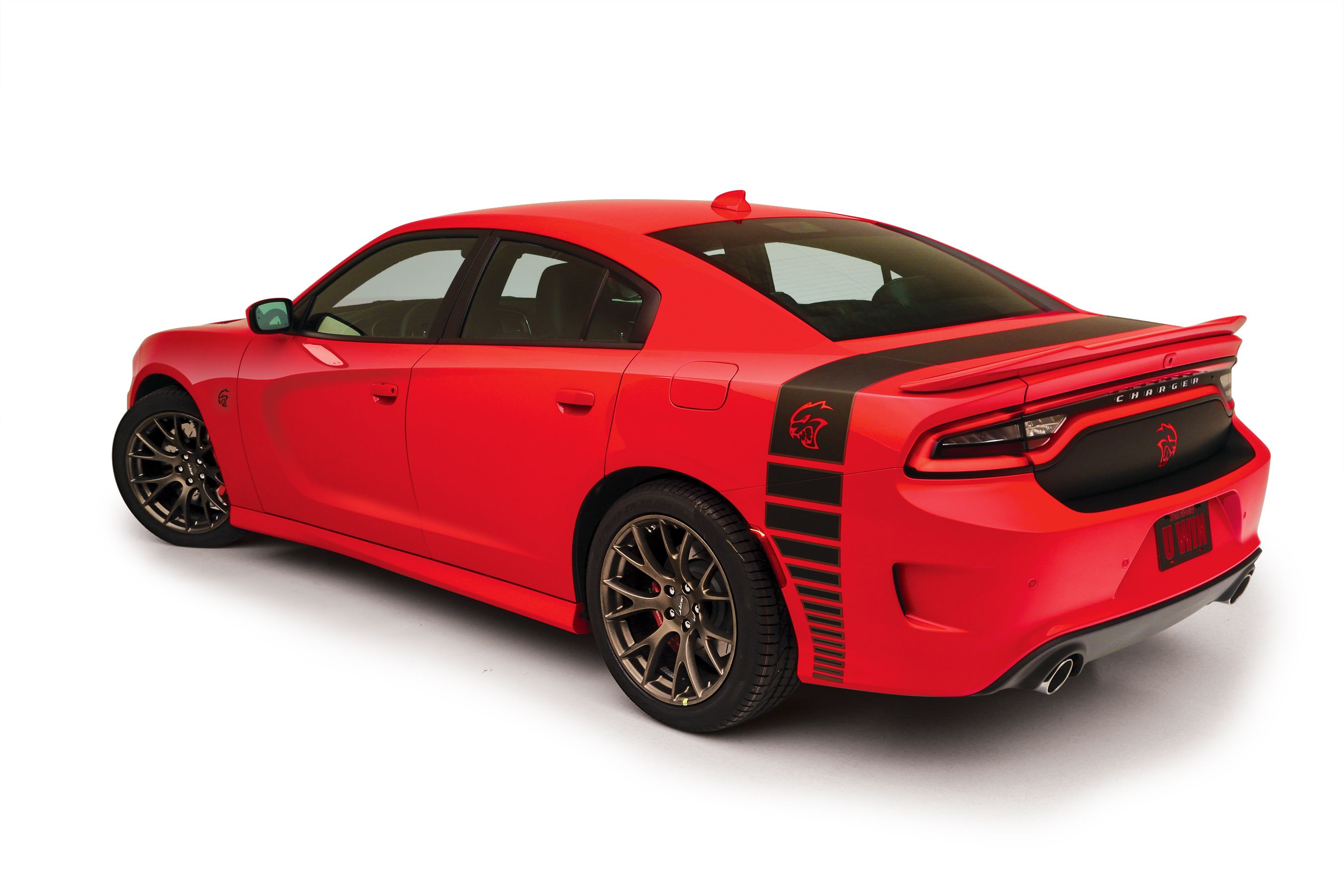 The Hellcat Dream Giveaway 2016 Charger Hellcat SRT