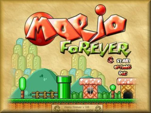 free download super mario forever games pc full version