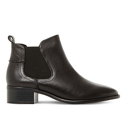 STEVE MADDEN Dicey sm leather chelsea boots. #stevemadden #shoes #