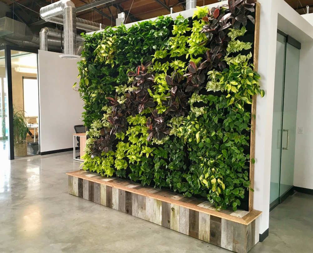 Pin by Dawnwoodlawn on Wayne familyroom Vertical garden