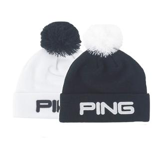 f45d39be197 Ping Classic Bobble Hat Black