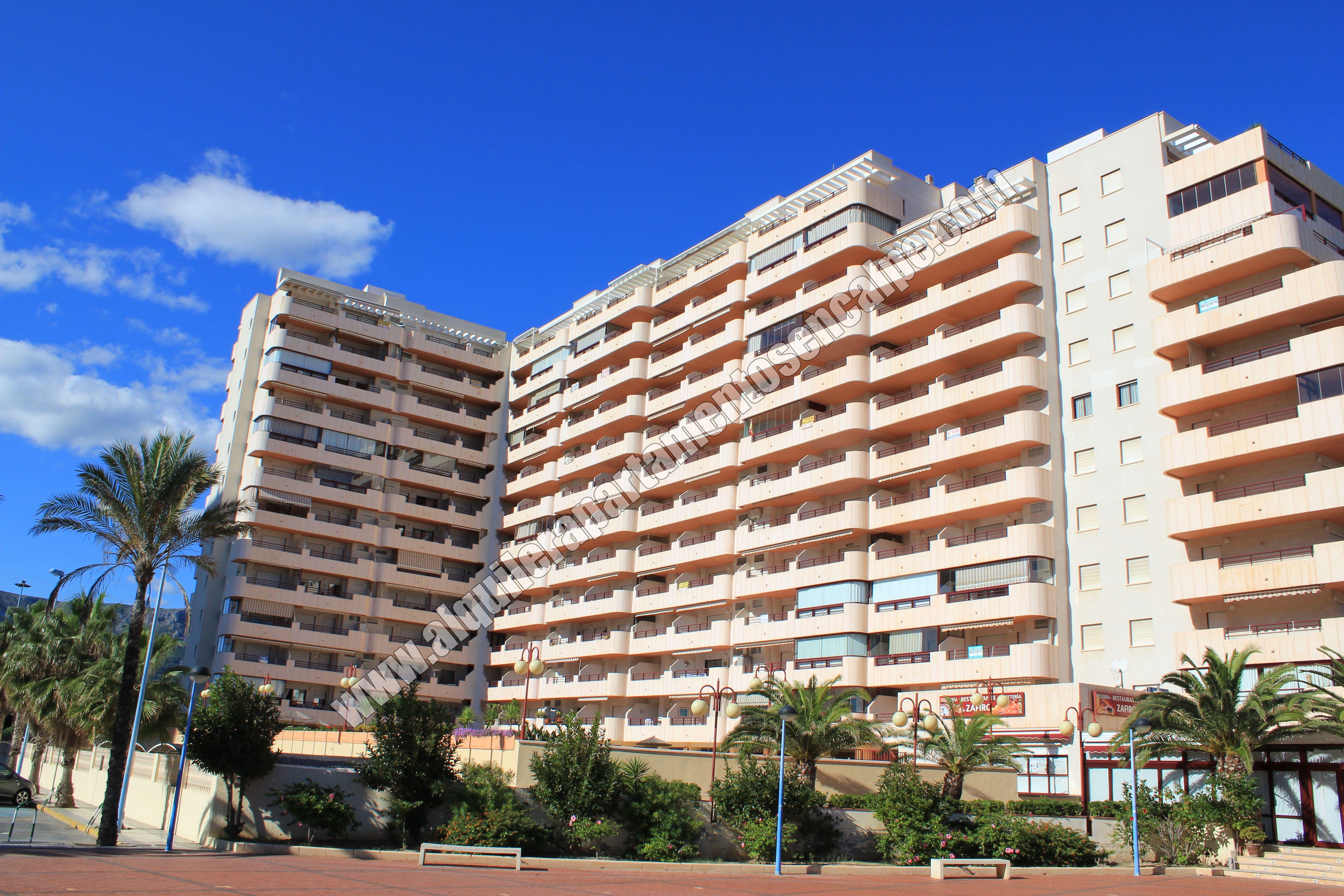 Descripción Y Características De Nuestros Apartamentos De Alquiler Apartamentos Edificios Fachadas Edificios