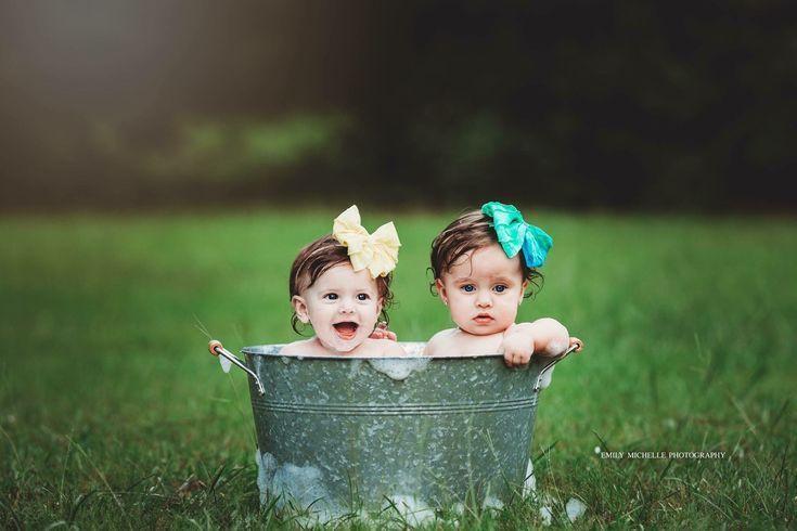 Milk Bath Photoshoot Bows #fallmilkbath #Bath #Bows #Milk #photoshoot #milkbath