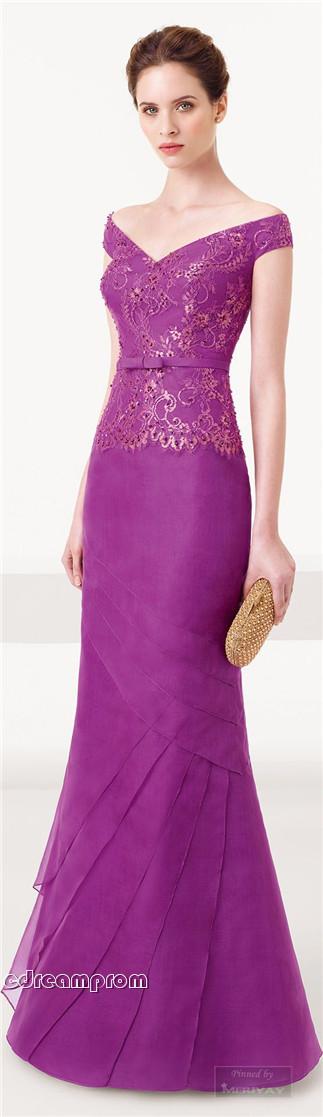 elegant prom dress | Modera is your lifestyle. | Pinterest | Moda ...