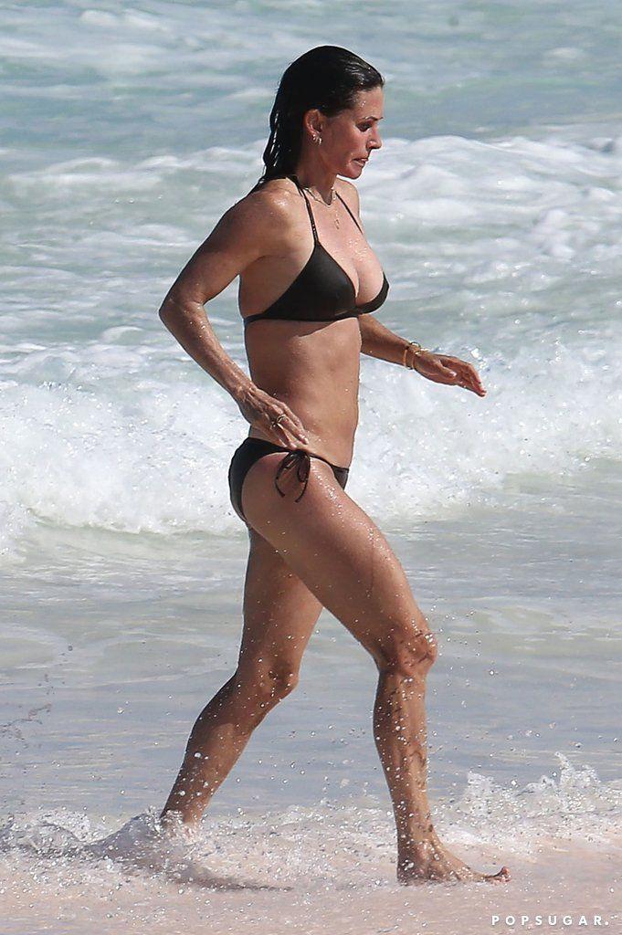 Image result for courteney cox bikini picture 2017 ...