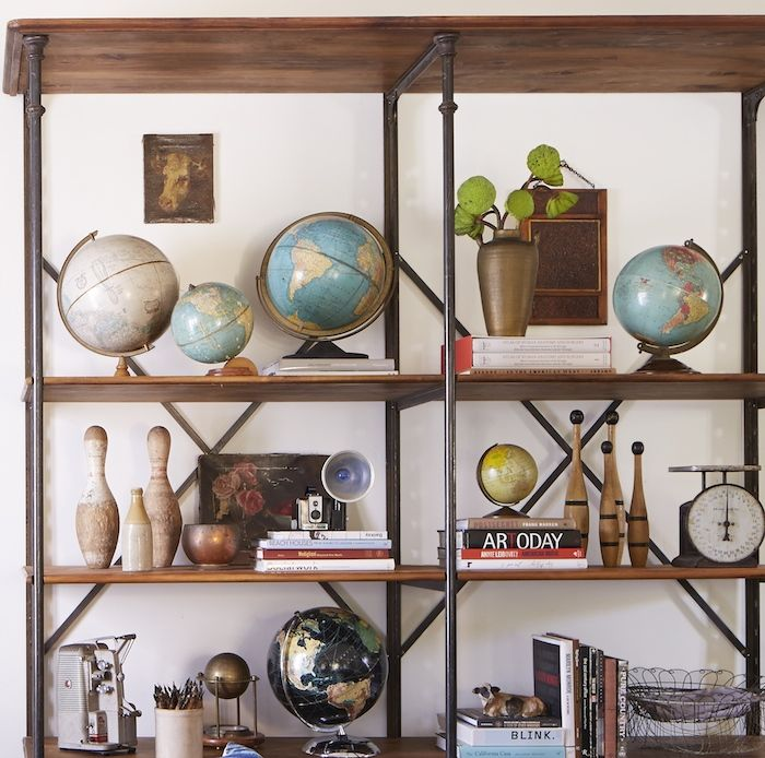 Envious Of This Globe Collection