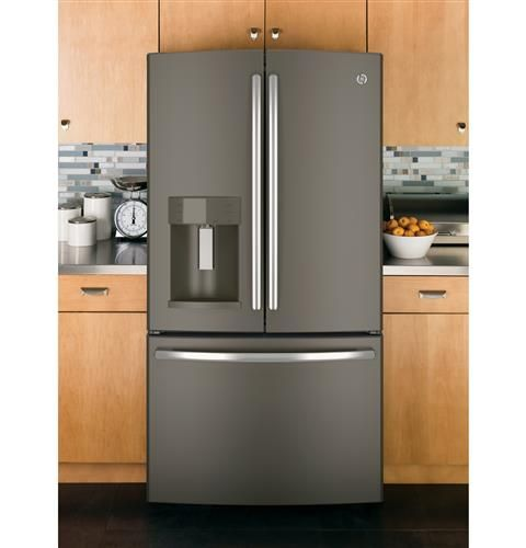 2200 Gfe26gmhes Ge Energy Star 257 Cu Ft French Door
