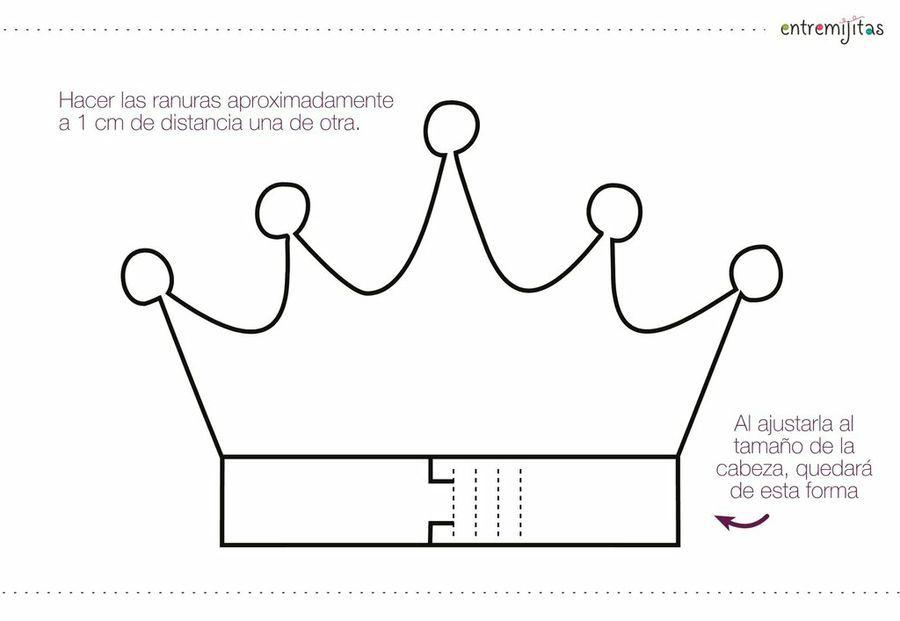 Ideas con goma eva para cumplea os coronas para - Modelos de coronas ...