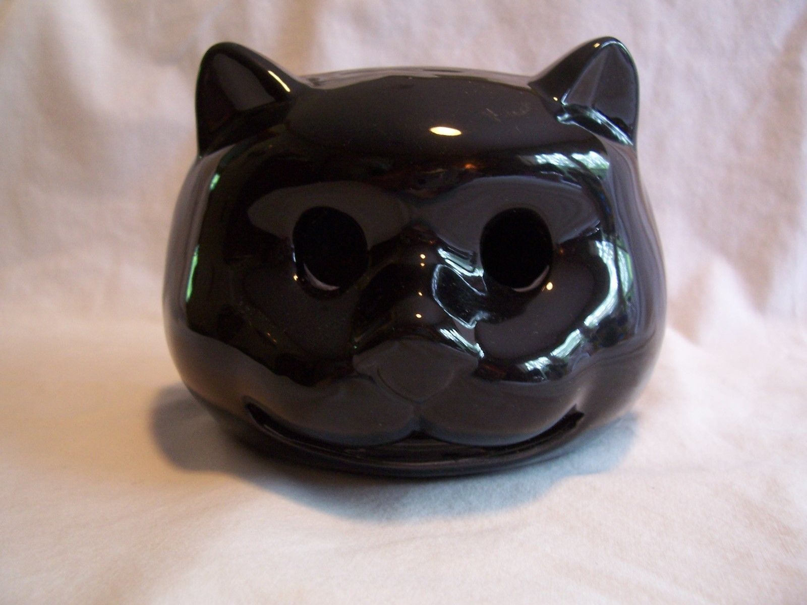 Very Cute Galerie Black Cat Tea Light Candle Holder
