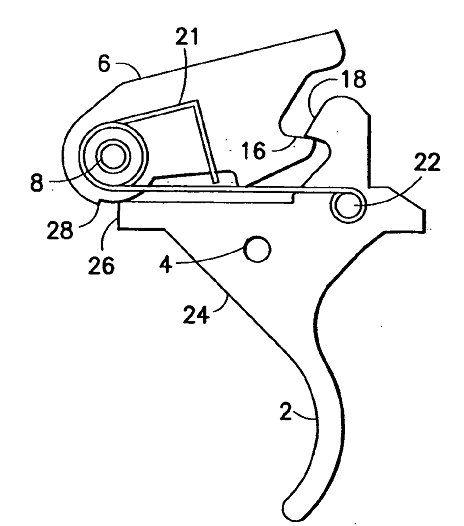 Air Rifle Trigger Mechanism Diagram