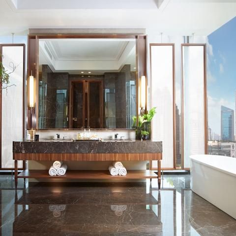 Hba Regent Residences Jakarta Hotel Interior Design Bathroom Inspiration Luxury Hotel Luxury hotel bathroom in jakarta