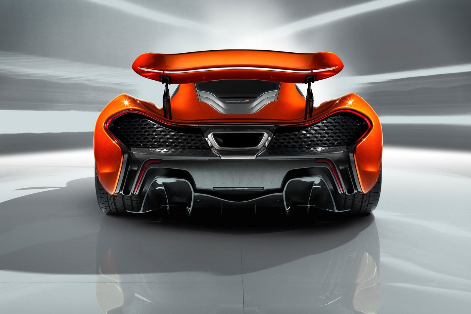 New Photo Gallery Offers A Better Look At Mclaren S P1 Hypercar