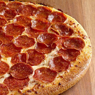 Homemade Pepperoni Pizza Recipe