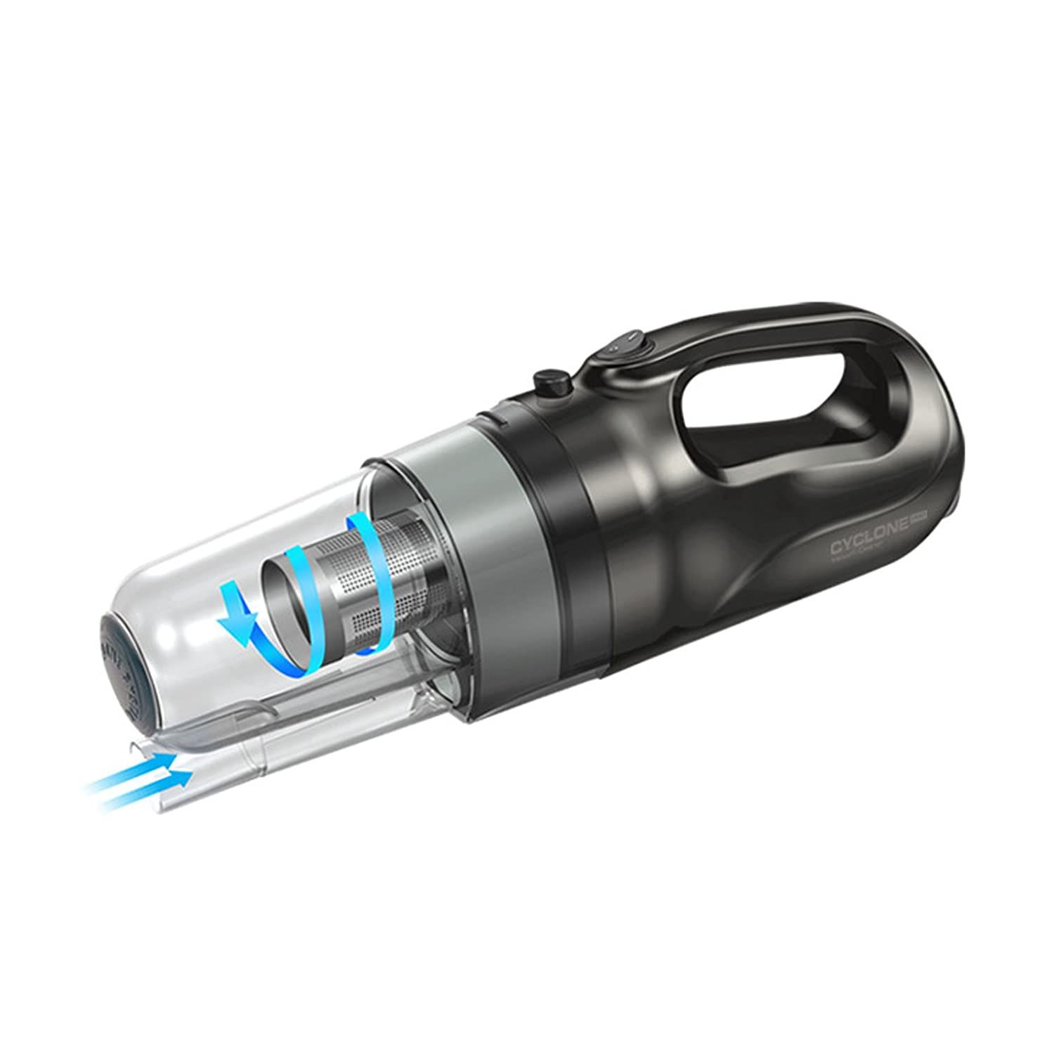 FOURING Pro Cyclone Suction Car Vacuum Cleaner 150W Power