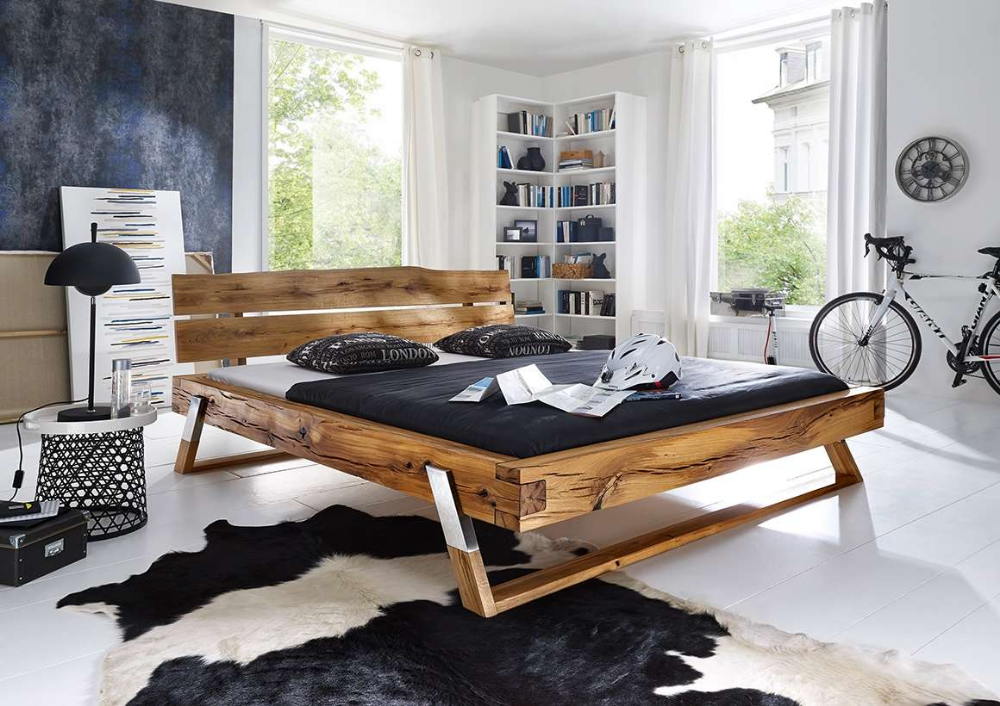 Bettgestell Mats Versch Grossen Holz Schlafzimmer Bett Und Holzbett