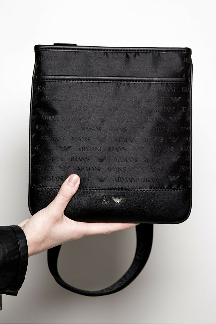 Practical And Stylish Mens Bag From Armani Jeans Men S Bags