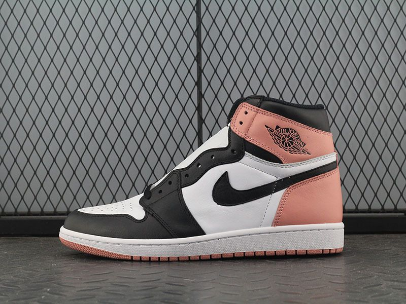 012dba9539c6 Air Jordan 1 Rust Pink AJ1 861428-101  SIZE EUR40-47.5