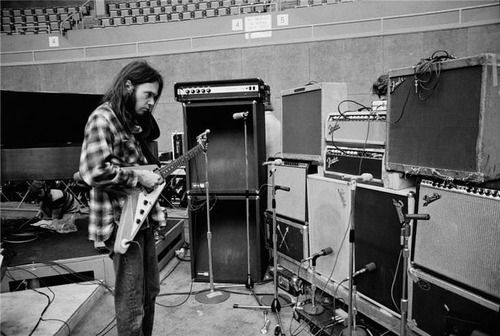 Neil Young, 1973