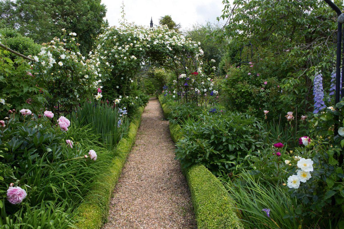 Want a quick and easy garden update? | Easy garden, Garden ...