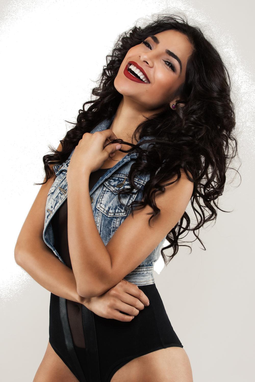 Alejandra Espinoza țođo Pnġ Alejandra Espinoza Beauty Model Curly Girl Hairstyles
