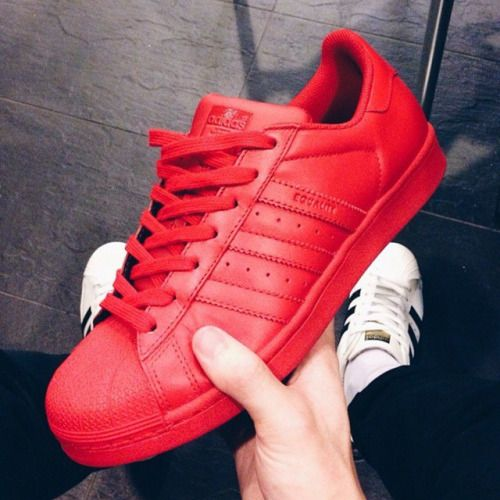 adidas superstar red tumblr