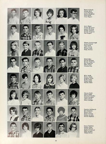 1966 Roosevelt High School Yearbook Via Classmatescom Classmates
