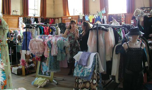 vintage clothing fairs - Kids Clothes Zone