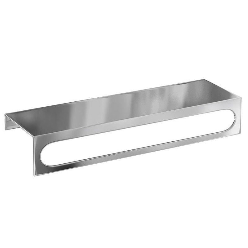 bathroom shelves stainless steel | cb | Pinterest | Stainless steel ...