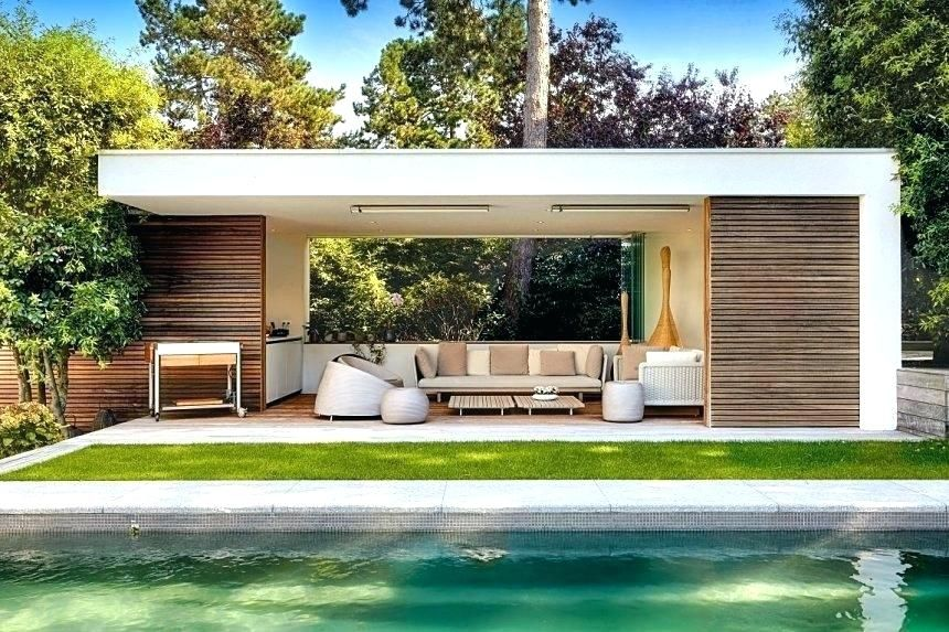 image result for pool house mini