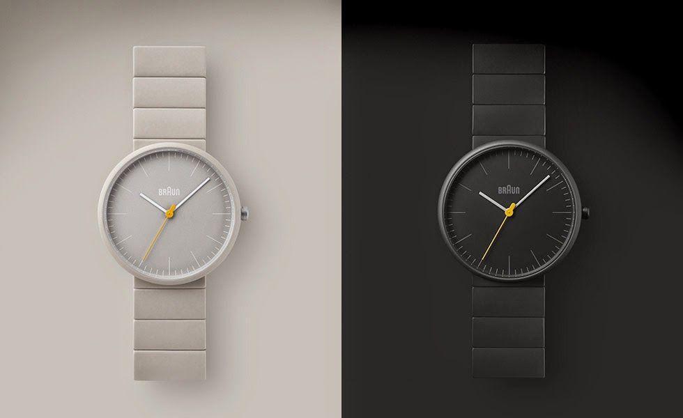 MERCH: Braun BN0171 Ceramic Watch