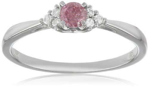 14k White Gold Pink and White Diamond Engagement Ring (0.25 cttw, G-H Color, I1-I2 Clarity), http://www.amazon.com/dp/B008DVDVLI/ref=cm_sw_r_pi_awd_F4cdsb1XZFYB4