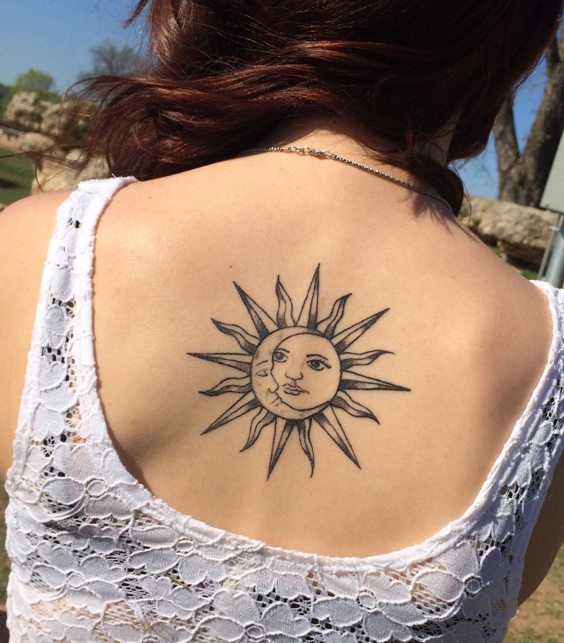 Submit Your Tattoo Here Moon tattoo designs