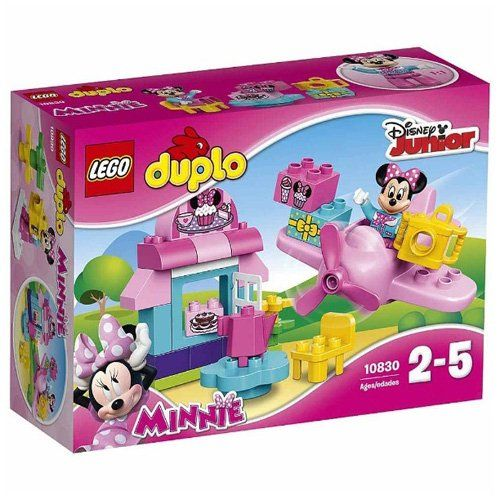 Duplo Minnies Cafe Most Wanted Christmas Toys Lego Duplo Preschool Toys Blocks Preschool