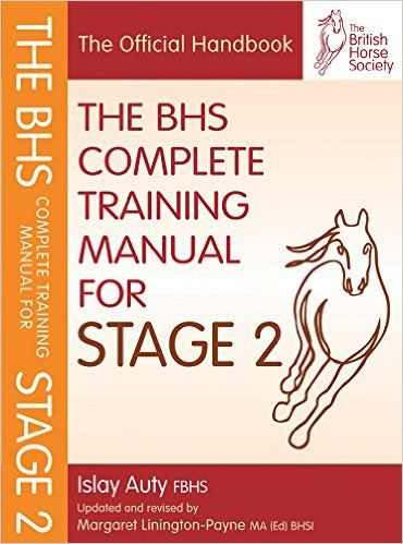 Bhs Complete Training Manual For Stage  Pdf  Animals