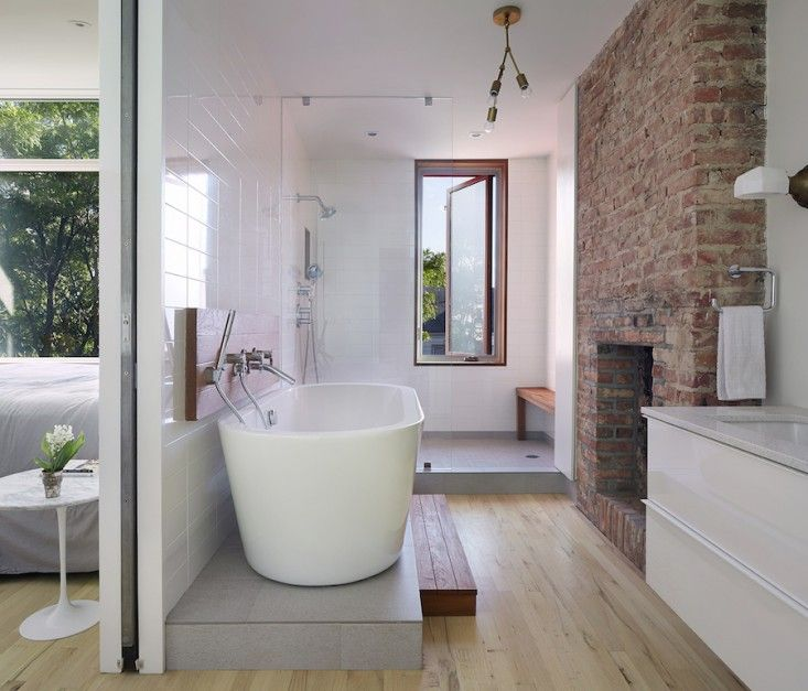 Best Master Bathroom Designs Stunning Vote For The Best Bath Space In The Remodelista Considered Design Decorating Inspiration