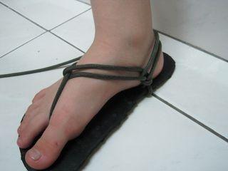 huarache running sandals
