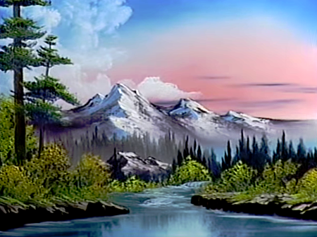 Season 22 Of The Joy Of Painting With Bob Ross Bob Ross Art Beautiful Paintings Of Nature Bob Ross