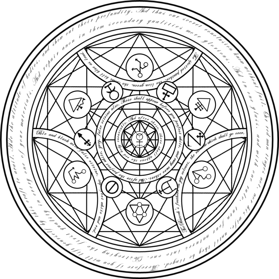 Transmutation circle symbols bing images books of magick transmutation circle symbols bing images buycottarizona