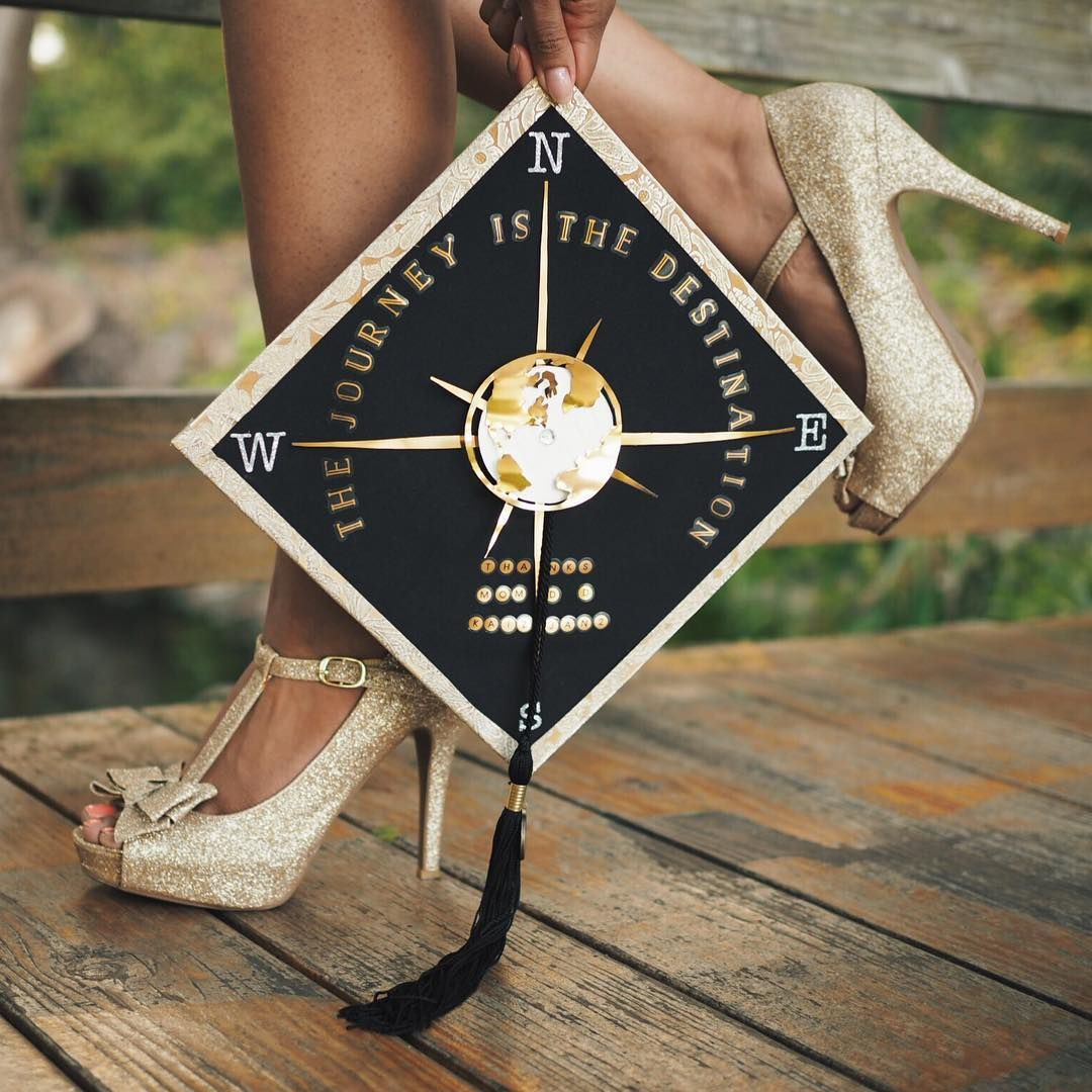 28 Graduation Cap Ideas For Students